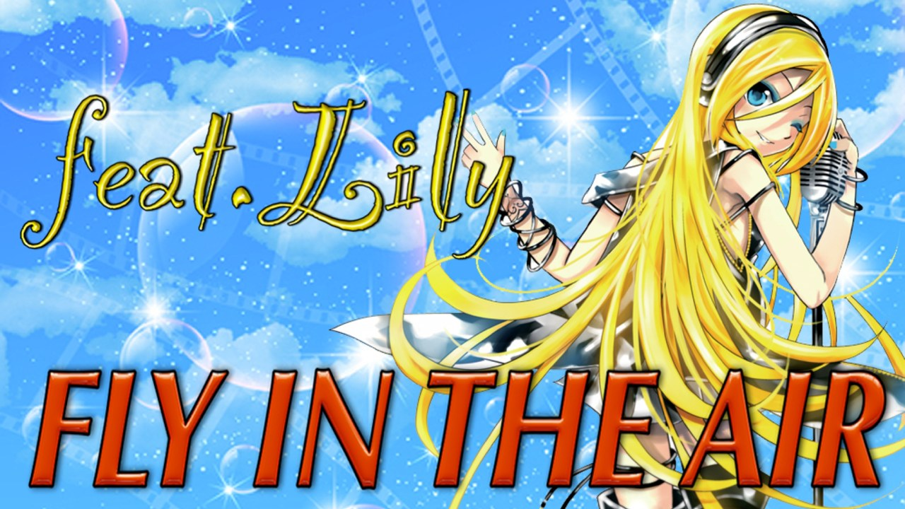 FLY IN THE AIR/feat.Lily ワイド画像